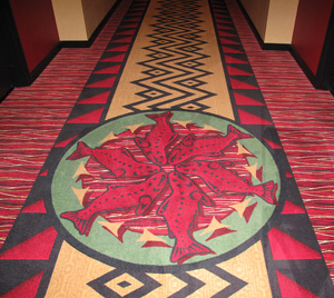 Tulalip carpet